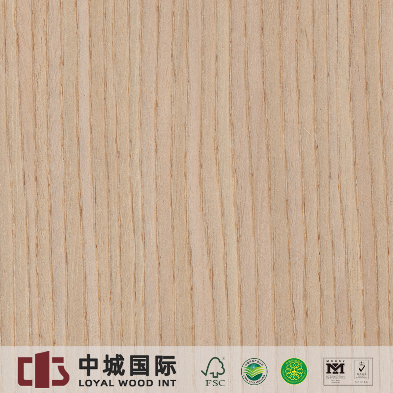 High Quality White Oak Engineered Wood Veneer for Plywood MDF Board